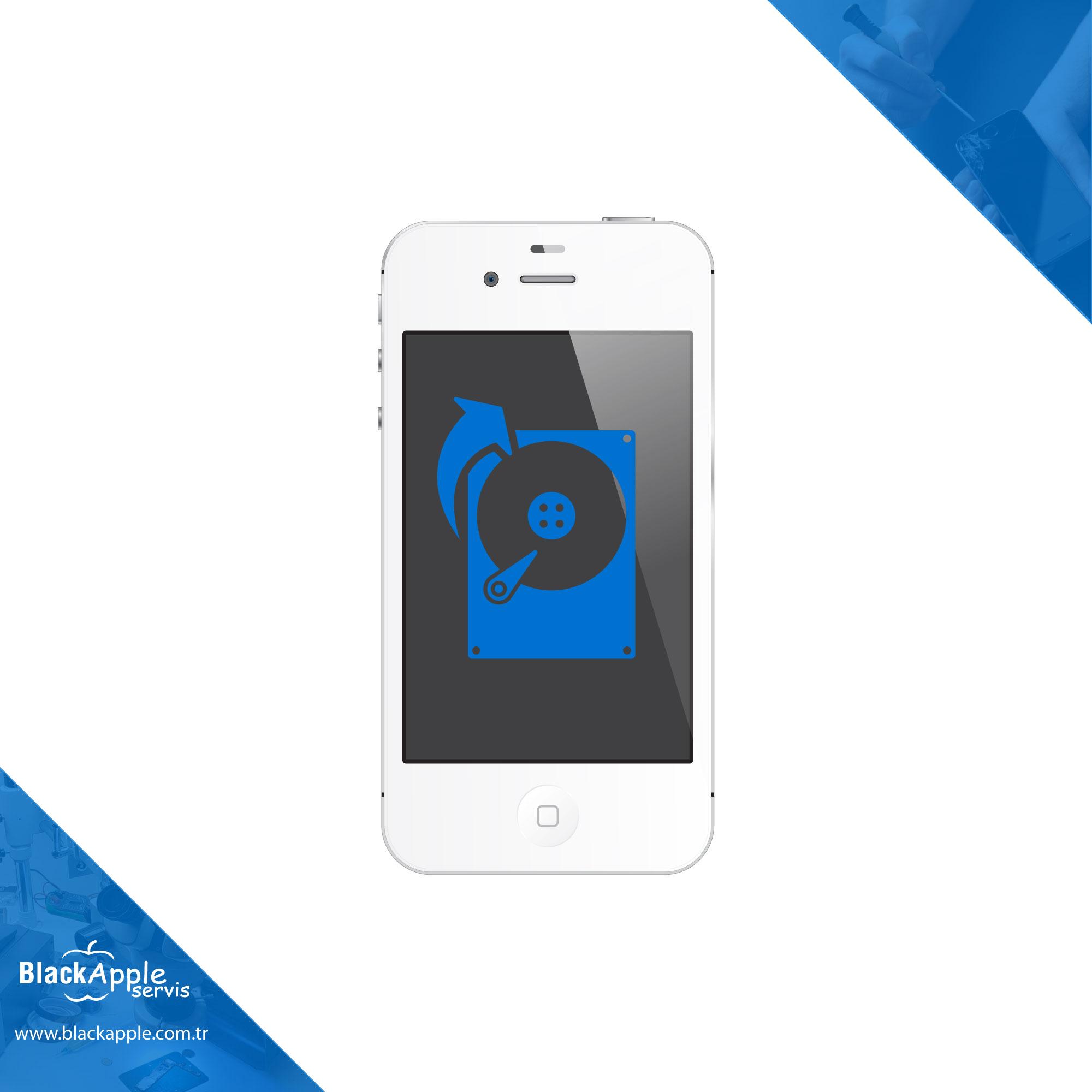 iPhone 4 Yazılım Onarma