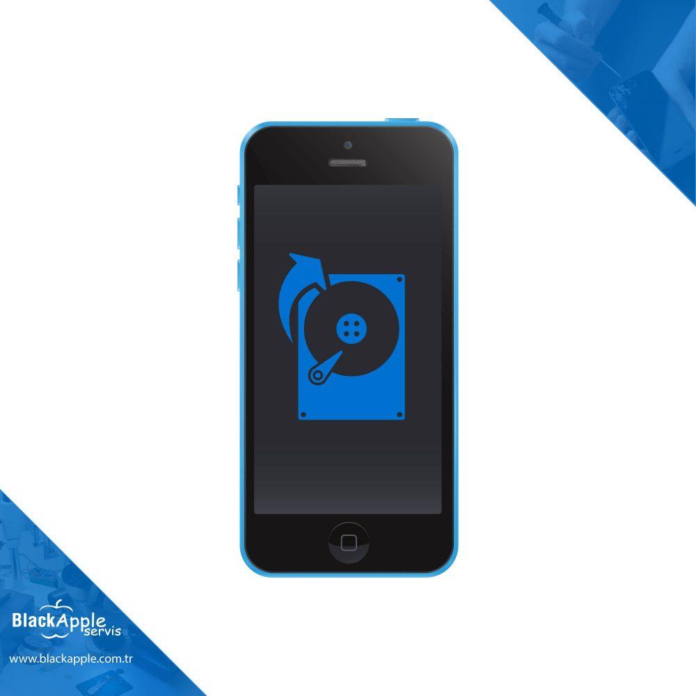 iPhone 5C Yazılım Onarma