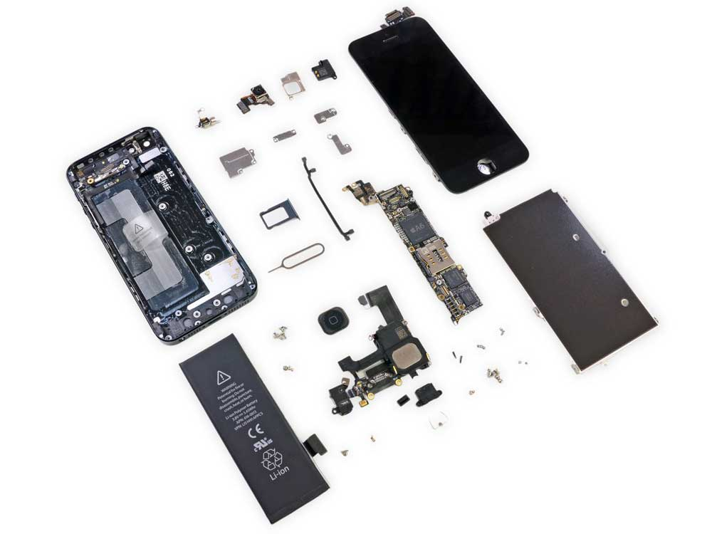 iPhone 5 Servis