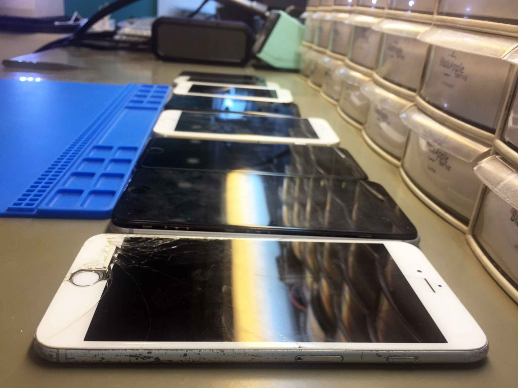 iPhone 6S Servis