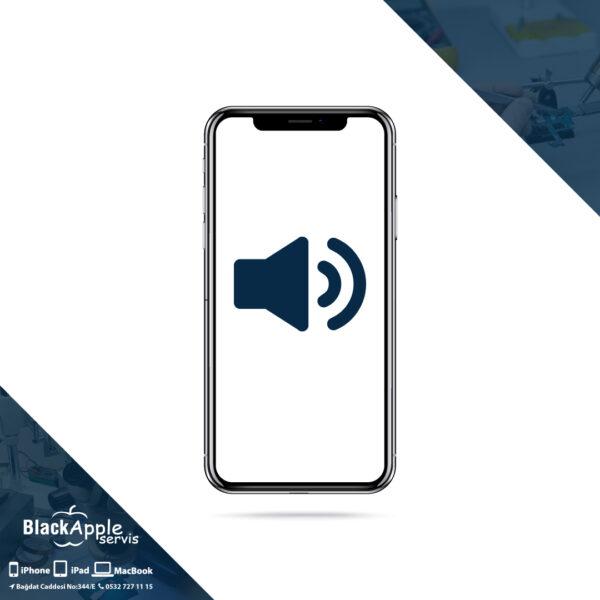 iPhone XS Max Hoparlör Değişimi