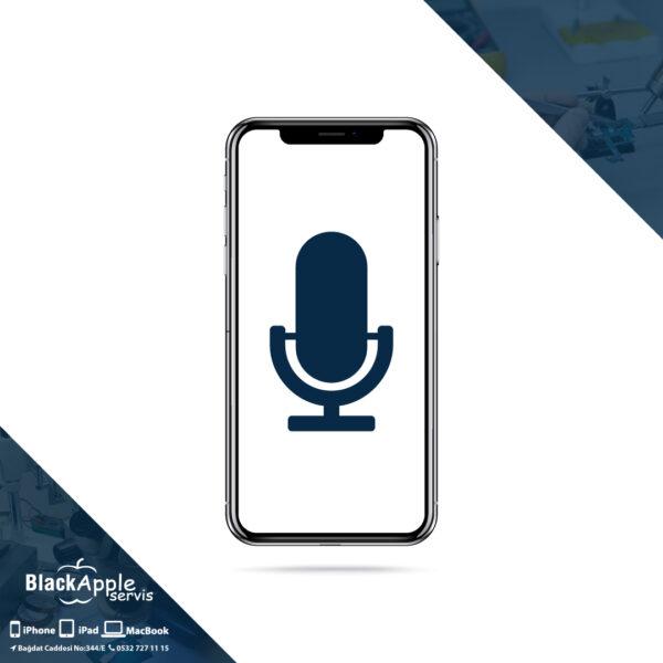 iPhone XS Max Mikrofon Değişimi