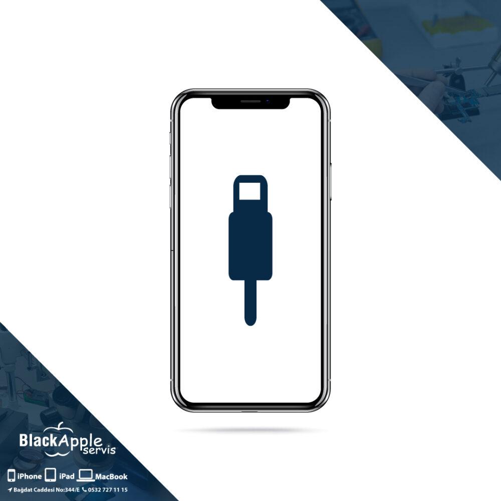iPhone XS Max Şarj Soketi Değişimi