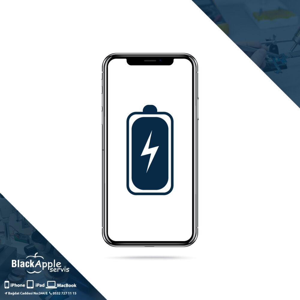 iPhone Xs Max Pil Değişimi